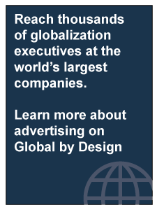 Advertise on Global by Design