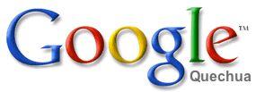 Google Quechua
