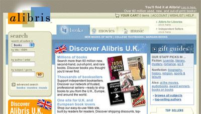 Alibris UK