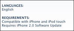 AOL IM iPhone App
