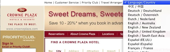 crowne plaza global gateway