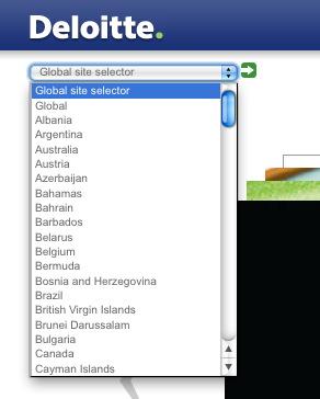 Deloitte Global Gateway