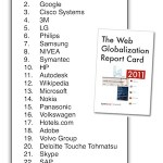 The Top 25 Global Web Sites of 2011