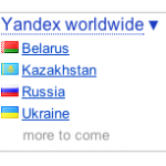 Yandex headed to Turkey, and beyond