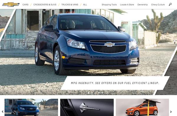 Chevrolet.com US