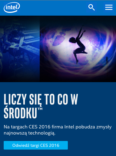 Intel Poland mobile