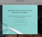 Tiffany: The best luxury website of 2016