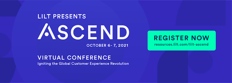 Ascend 2021 Virtual Conference (October 6-7)